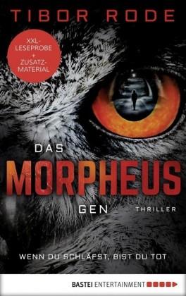 XXL-Leseprobe: Das Morpheus-Gen