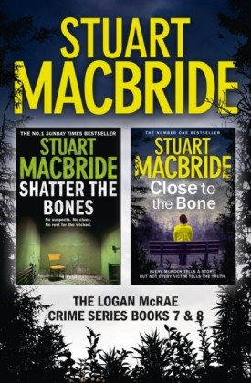 Logan McRae Crime Series Books 7 and 8
