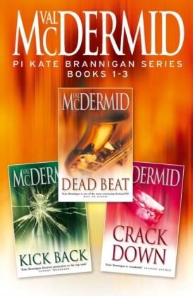 PI Kate Brannigan Series Books 1-3