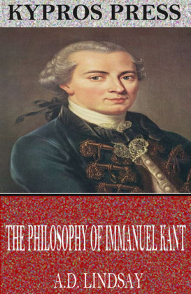 The Philosophy of Immanuel Kant