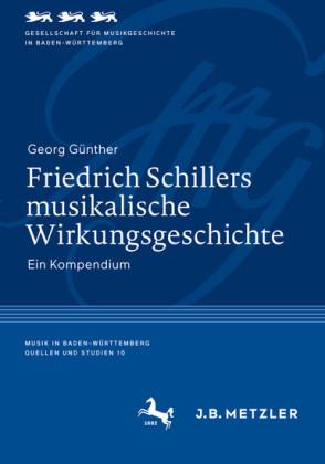 Friedrich Schillers musikalische Wirkungsgeschichte