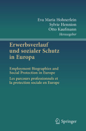 Erwerbsverlauf und sozialer Schutz in Europa