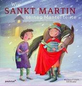 Wie Sankt Martin seinen Mantel teilte Cover