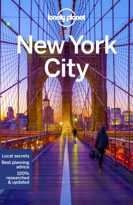 Lonely Planet New York City, English edition