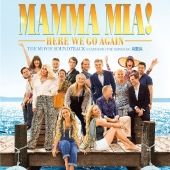 Mamma Mia! Here We Go Again, 1 Audio-CD (Soundtrack)