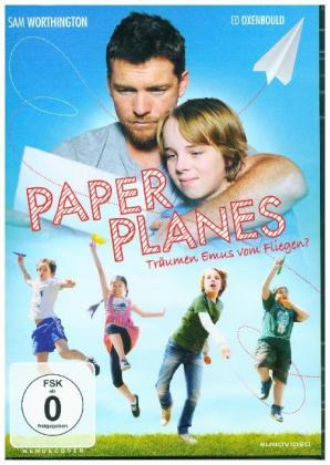 Paper Planes, 1 DVD