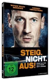 Steig. Nicht. Aus!, 1 DVD Cover
