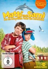 Matti und Sami und die drei größten Fehler des Universums, 1 DVD