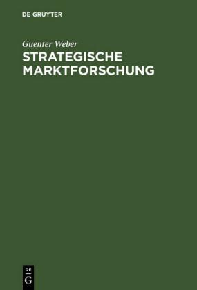 Strategische Marktforschung
