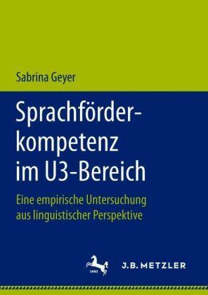 Sprachförderkompetenz im U3-Bereich
