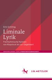Liminale Lyrik