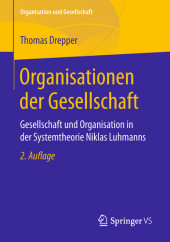 Organisationen der Gesellschaft