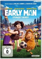 Early Man - Steinzeit bereit, 1 DVD