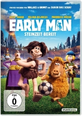 Early Man - Steinzeit bereit, 1 DVD Cover