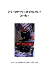 Die Harry Potter Studios in London Cover