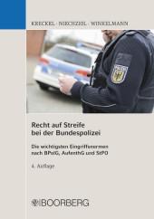 Recht auf Streife bei der Bundespolizei