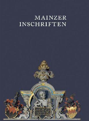 Mainzer Inschriften. Die Inschriften des Mainzer Doms und des Dom- und Diözesanmuseums 800-1626. Heft.1-4 im Schuber