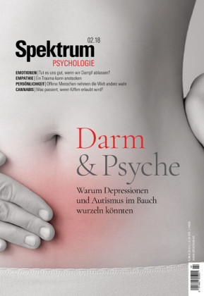 Spektrum Psychologie 2/2018 - Darm & Psyche