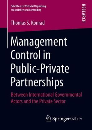 Management Control in Public-Private Partnerships