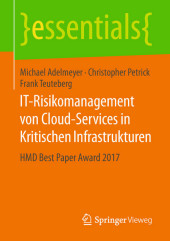IT-Risikomanagement von Cloud-Services in Kritischen Infrastrukturen