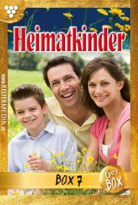 Heimatkinder Jubiläumsbox 7 - Heimatroman