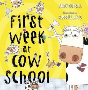 FIRST WEEK AT COW SCHOOL (Read aloud by David Walliams)