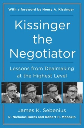 Kissinger the Negotiator
