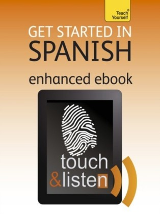 Get Started in Beginner's Spanish: Teach Yourself Enhanced Epub