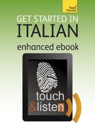 Get Started in Beginner's Italian: Teach Yourself Enhanced Epub