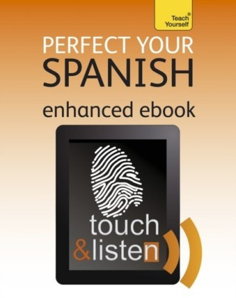 Perfect Your Spanish: Teach Yourself Enhanced Epub