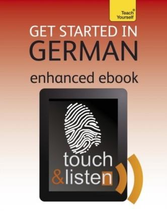 Get Started in Beginner's German: Teach Yourself
