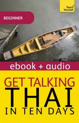 Get Talking Thai in Ten Days Beginner Audio Course