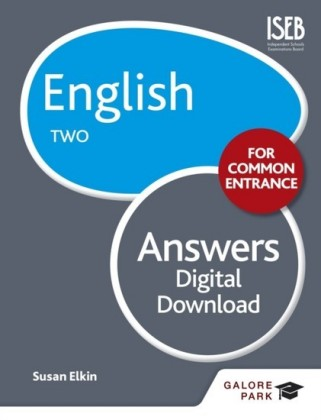 English for Common Entrance Two Answers