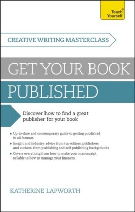 Masterclass: Get Your Book Published
