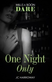 One Night Only (Mills & Boon Dare)