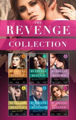 Revenge Collection 2018 (Mills & Boon e-Book Collections)
