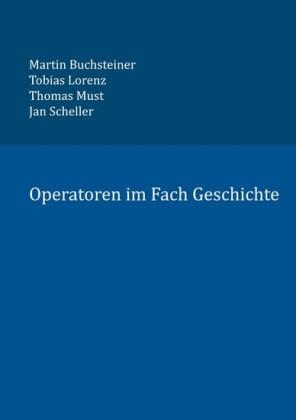 Operatoren im Fach Geschichte