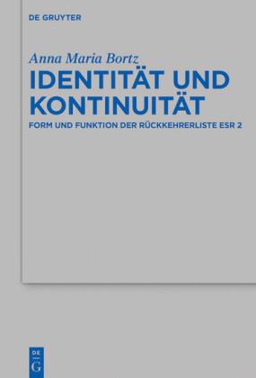 Identität und Kontinuität