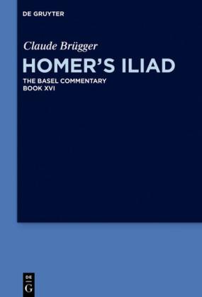 Homer's Iliad. Book XVI