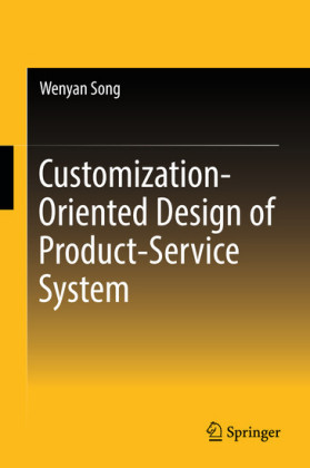 Customization-Oriented Design of Product-Service System