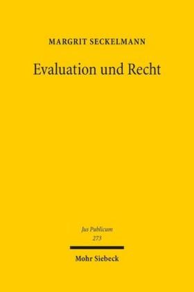 Evaluation und Recht