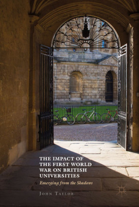 The Impact of the First World War on British Universities