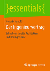 Der Ingenieurvertrag