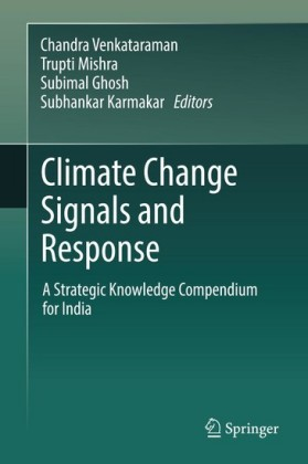 Climate Change Signals and Response