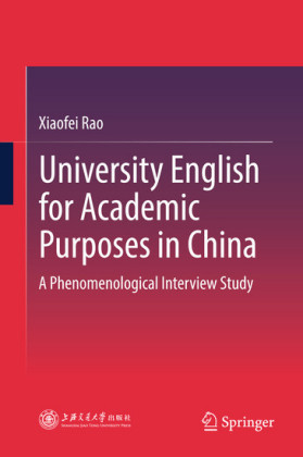 University English for Academic Purposes in China