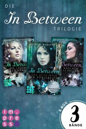 """Alle Bände der """"In Between""""-Trilogie in einer E-Box!"""