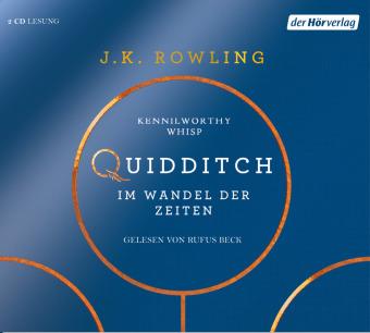 Quidditch im Wandel der Zeiten, 2 Audio-CDs