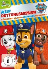 Paw Patrol: Auf Rettungsmission, 1 DVD Cover