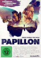 Papillon (2017), 1 DVD Cover