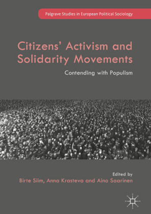 Citizens' Activism and Solidarity Movements